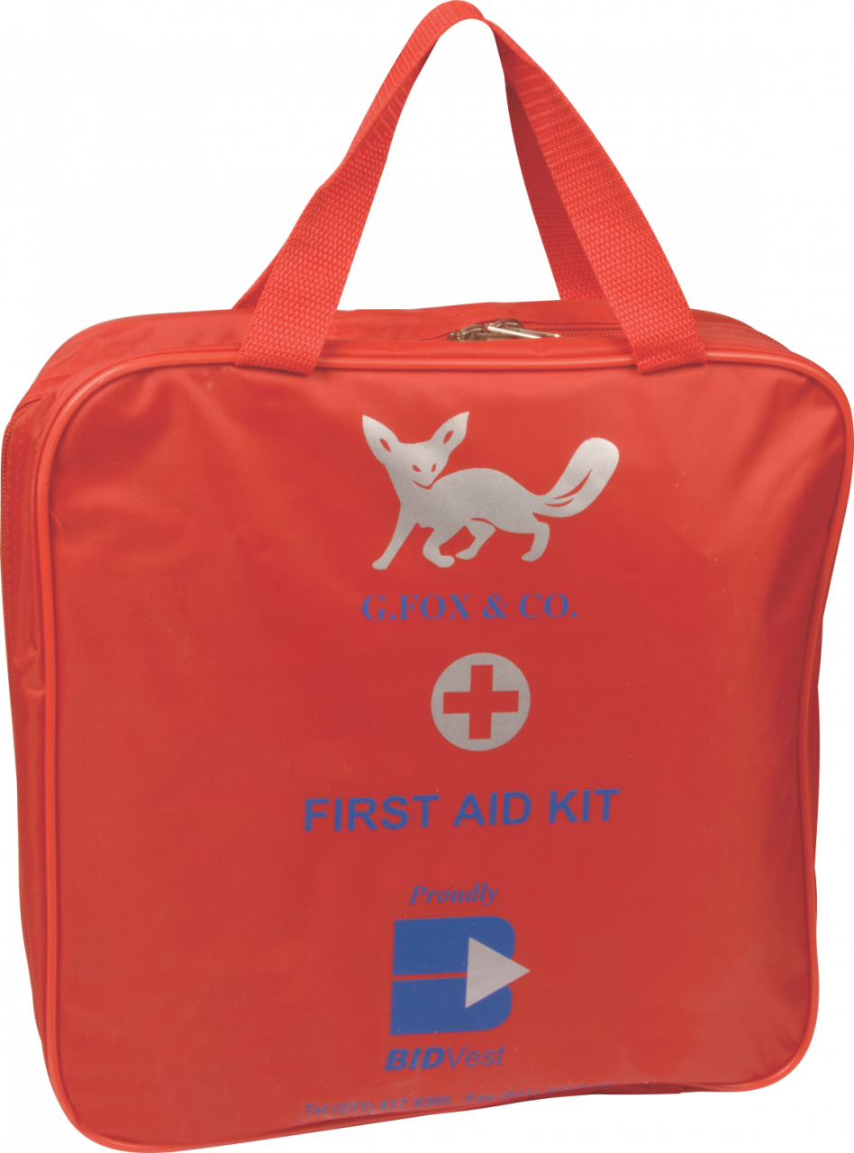 FIRST AID KIT - OFFICE + CANVAS BAG