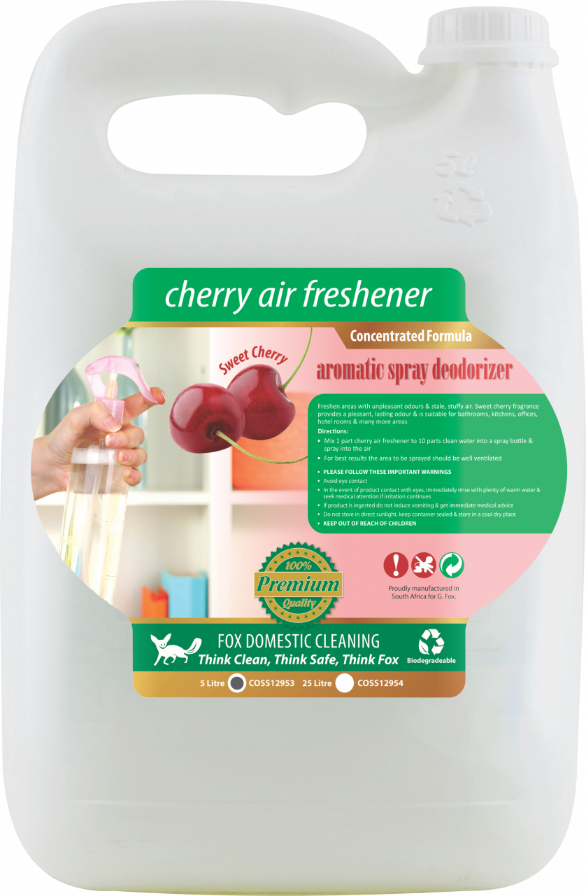 CHERRY AIR FRESHNER