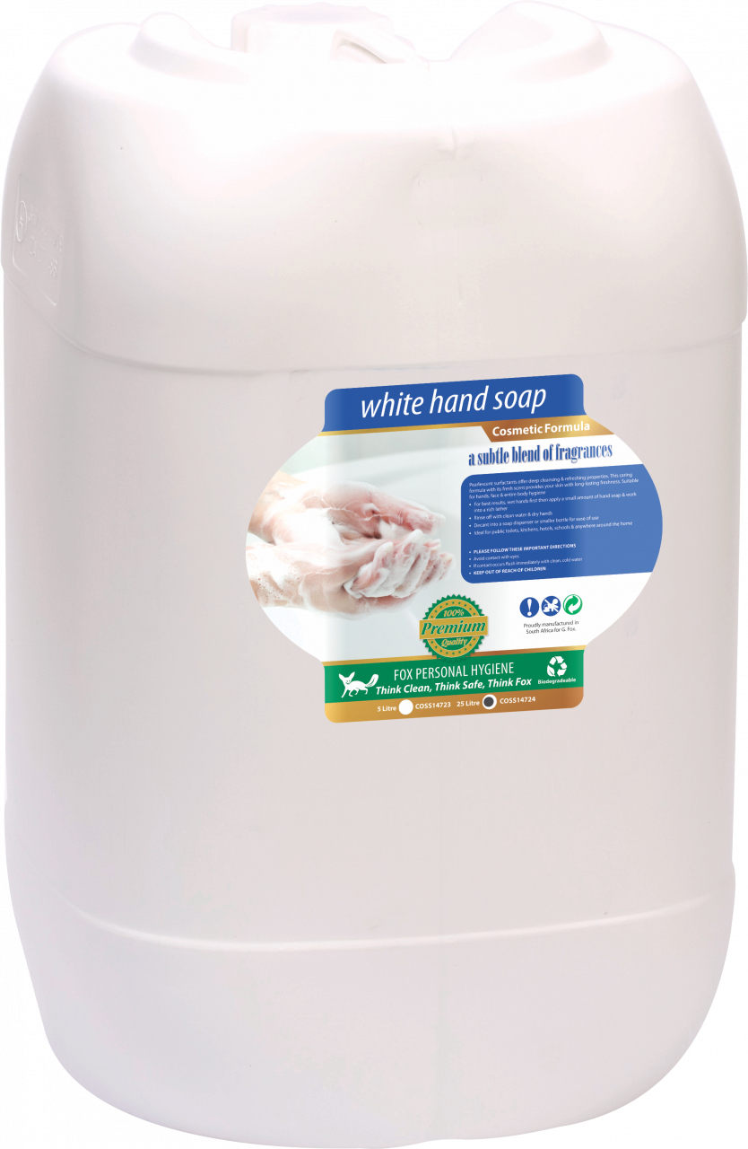 WHITE HAND CLEANING SOAP