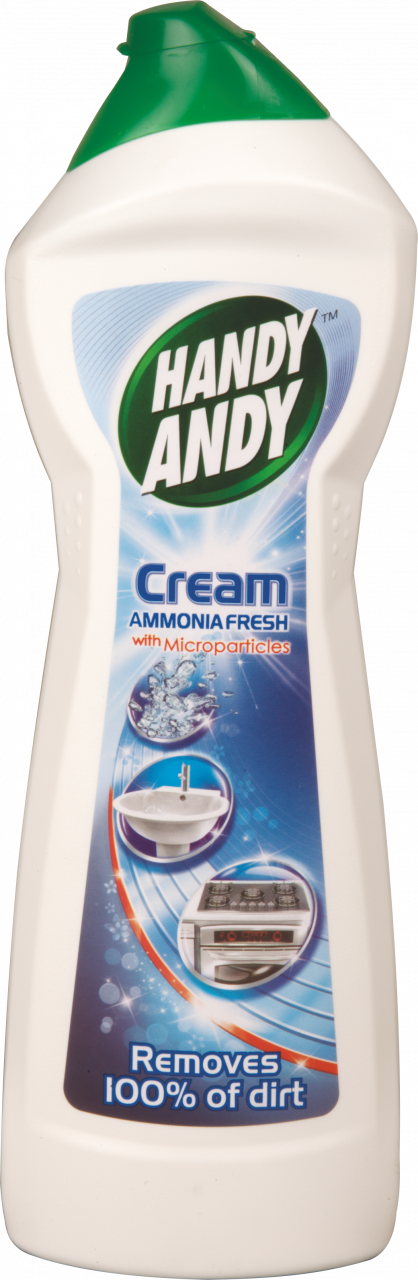 HANDY ANDY CREAM AMMONIATED CLEANER