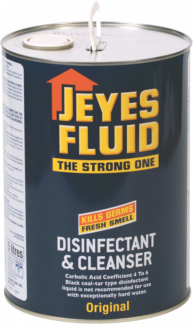 JEYES FLUID - MULTI SURFACE DISINFECTANT