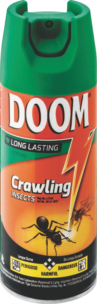 DOOM SUPER GREEN INSECT REPELLANT
