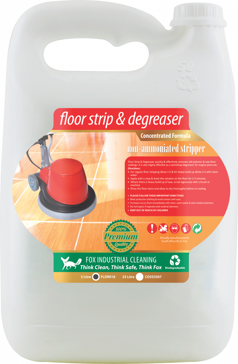 FLOOR STRIPPER NON-AMMONIATED