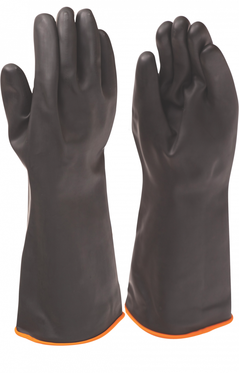 SMOOTH RUBBER GLOVE