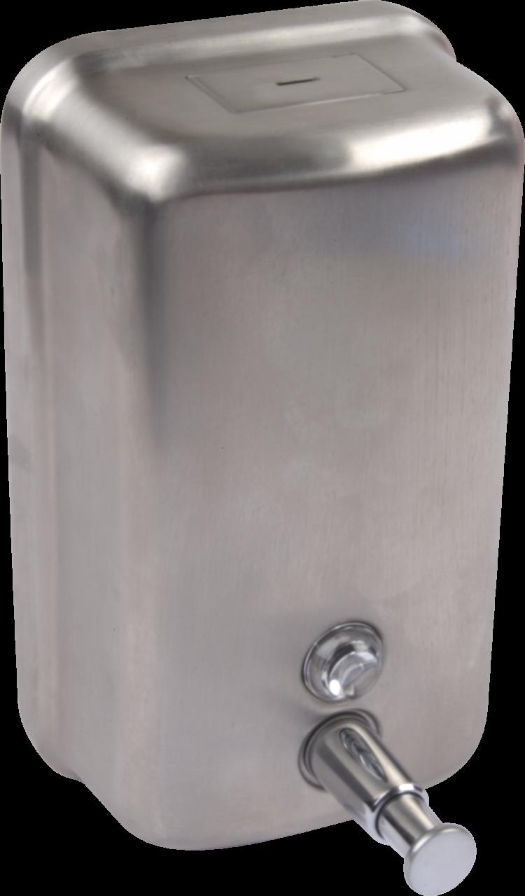 SOAP DISPENSER WASD1015 STAINLESS STEEL