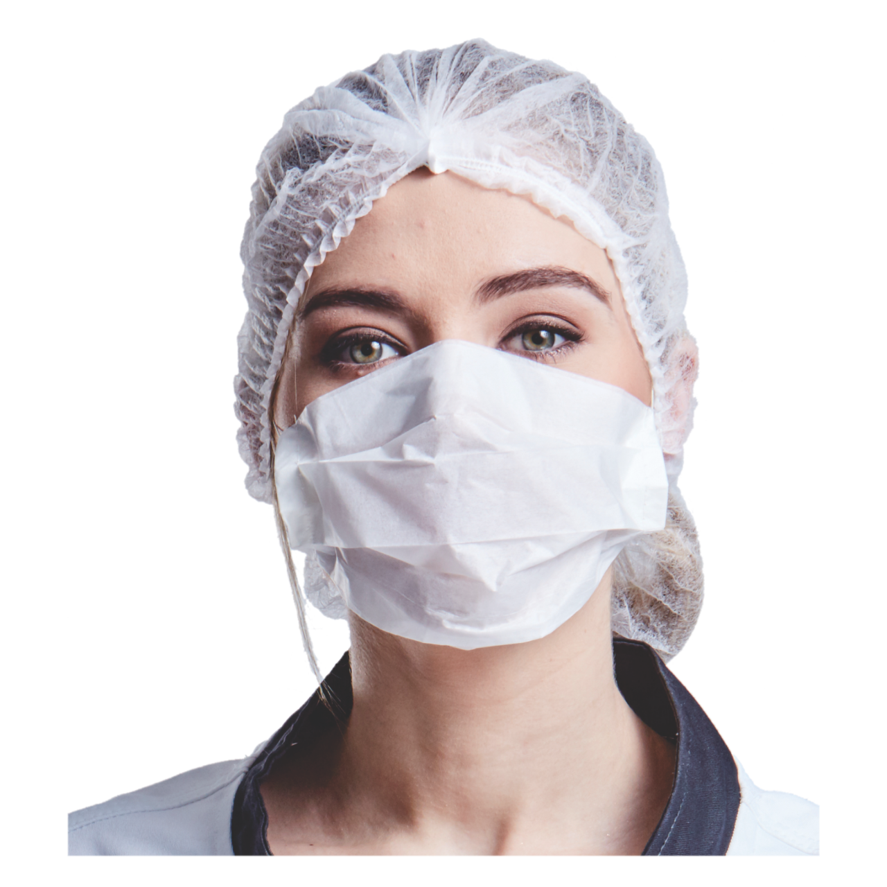DISPOSABLE QUEEN CHARLOTTE FACE MASK
