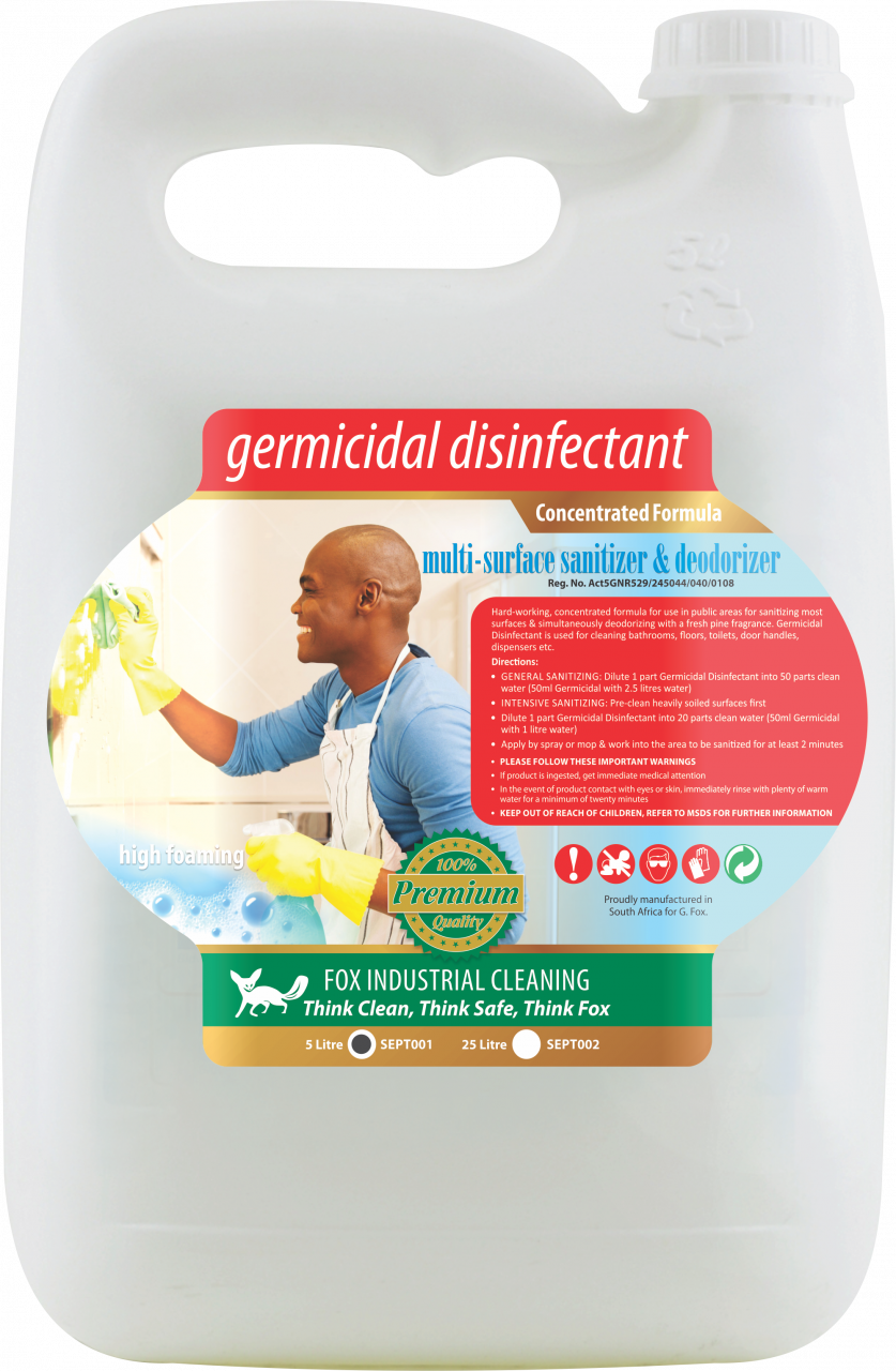 MULTI SURFACE DISINFECTANT GERMICDAL